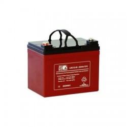 Acumulator stationar, 12V 35Ah, ciclic, pentru vehicule electrice, carucioare cu rotile, VRLA