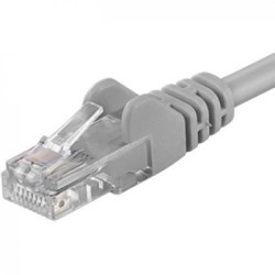 Patchcord FTP RJ45-RJ45 Cat.6, 3m, gri