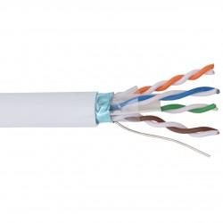 Cablu FTP categoria 6 , manta  LSOH , ETK (500m)