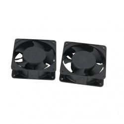 Ventilator plafon 2 fan + cablu , pentru rack perete - DATEUP