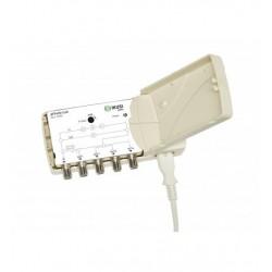 Amplificator TV IKUSI 4 iesiri 47-862 MHz TV+SAT