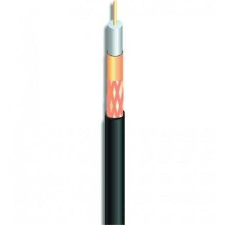 Cablu coaxial RG6 IKUSI, Cu-Cu, Eca, LSZH, Clasa B, (100m)