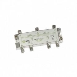 Splitter TV PowerPass IKUSI 6 iesiri 5-2.400 MHz