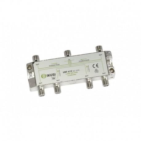 Splitter TV PowerPass IKUSI 8 iesiri 5-2.400 MHz
