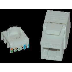 Keystone cat6A UTP, toolless - EMTEX
