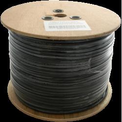 Cablu FTP categoria 5e cu sufa / Emtex (305m)