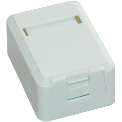 Box 1 port cu capac antipraf - EMTEX