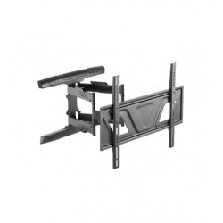 Suport TV, brate reglabile , 37 - 80 inch, vesa 600x400, 45 kg , Negru, Maclean, MC-832