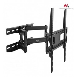 Suport TV de perete, brat reglabil, LCD / LED, 26 - 55 inch, Negru, Maclean MC-760