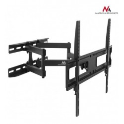 Suport TV universal de perete, LCD / LED, brat reglabil, 37 - 70 inch, Negru, MACLEAN, MC-762