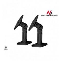 Suporti sateliti audio, reglabili, set 2 bucati, Maclean MC-528