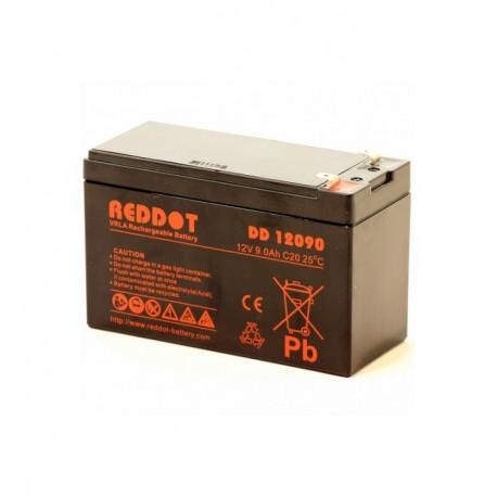 Acumulator stationar 12V 9Ah, F2/T2 Reddot