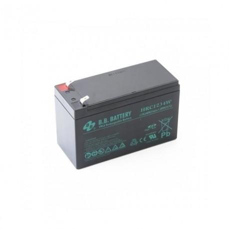 Acumulator stationar 12V 8.5Ah, F2/T2, High Rate/UPS, BB HRC1234W