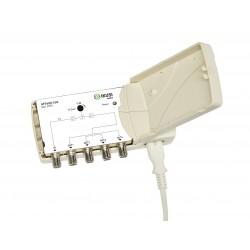 Amplificator CATV 22dB, 4 iesiri, 47-862 MHz, Ikusi ATP-400-C69