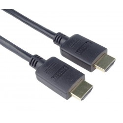 Cablu HDMI High Speed with Ethernet 2.0b, 4K@60Hz, conectori auriti, 2m, PremiumCord