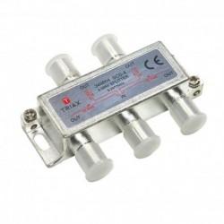 Splitter 4 iesiri 5-2400 MHz, TRIAX seria SILVER - SCS 4