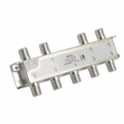 Splitter 8 iesiri 5-2400 MHz, TRIAX seria SILVER - SCS 8