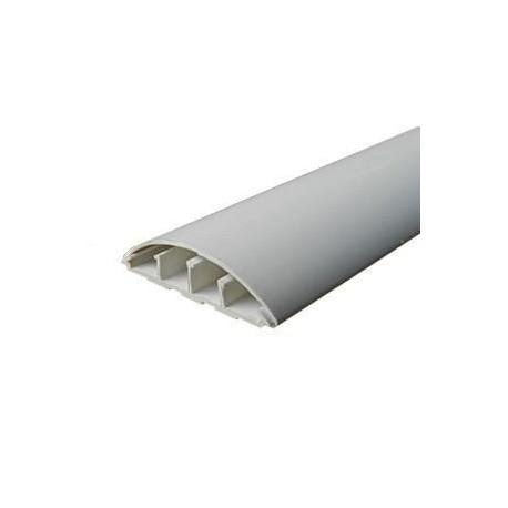 Canal cablu pardoseala gri 50X12mm 2ML/BUC