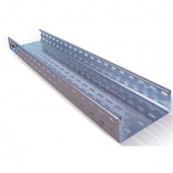 Canal metalic perforat KSS 100 x 60 3ML/BUC