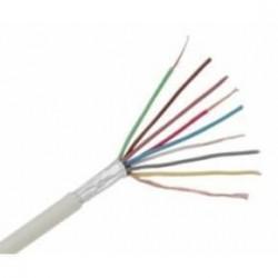 Cablu alarma efractie LiYStY 8 x 0,22 (100m)