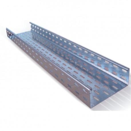 Canal metalic perforat KSS 400 x 60 3ML/BUC