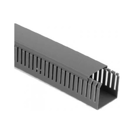 Canal cablu perforat 100 x 100 2ML/BUC