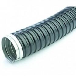 Tub gofrat metalic+izolatie 32 mm 25ML/ROLA