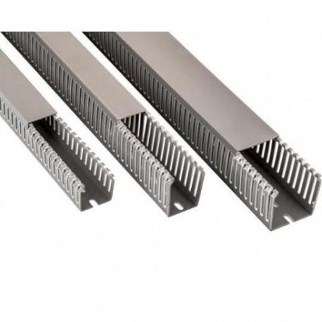 Canal cablu perforat 80 x 60 2ML/BUC