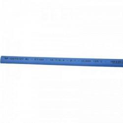 Tub termocontractabil 4,8 / 2,4 mm ET100, albastru - ELEMATIC