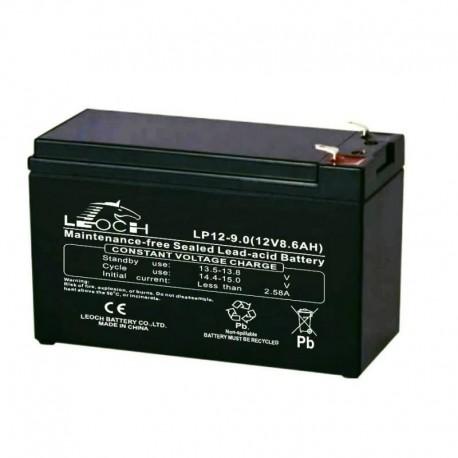 Acumulator stationar 12V 9Ah F2/T2 Leoch