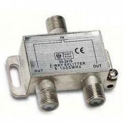 Spliter TV 2 cai 5 - 1000MHz / FC02