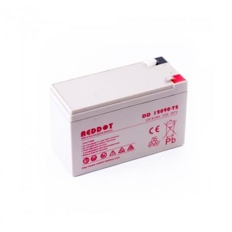 Acumulator stationar 12V 9Ah F1/T1 Reddot