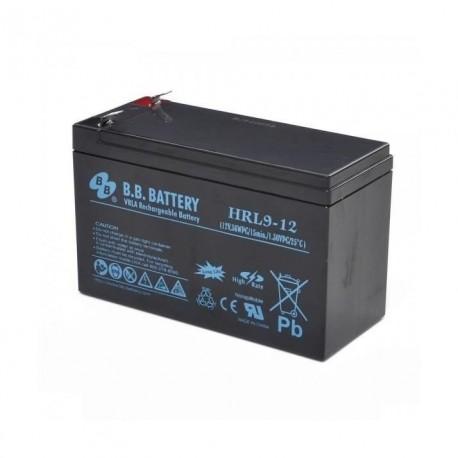 Acumulator stationar 12V 9Ah BB High Rate/Long Life