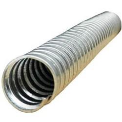 Tub gofrat metalic 26 mm