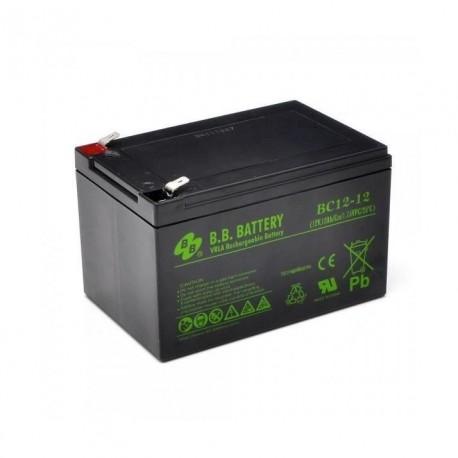 Acumulator stationar 12V 12Ah F2/T2 BB