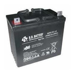Acumulator stationar 12V 55Ah High Rate/Long Life BB