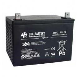 Acumulator stationar 12V 110Ah High Rate/Long Life BB