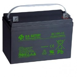 Acumulator stationar 12V 100Ah BB