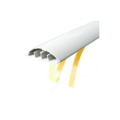 Canal cablu pardoseala alb adeziv 50X16MM 2ML/BUC