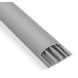 Canal cablu PVC pentru podea 90x20mm 2ML/BUC