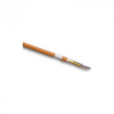 Cablu alarmare incendiu JH(St)H  ,manta LSZH , 2 x 2 x 0,8 - ETK