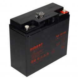 Acumulator stationar 12V 18Ah, F6, Reddot