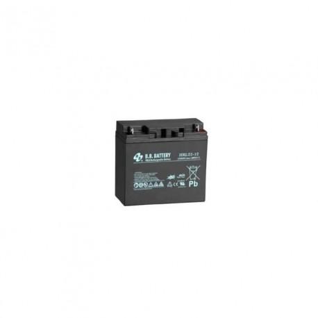 Acumulator stationar 12V 22Ah High Rate/Long Life BB