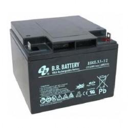 Acumulator stationar 12V 33Ah High Rate/Long Life BB