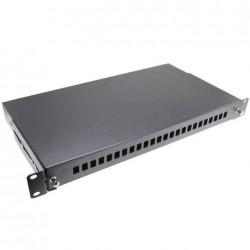 Patchpanel FO-24 porturi - SC-Simplex/LC-Duplex