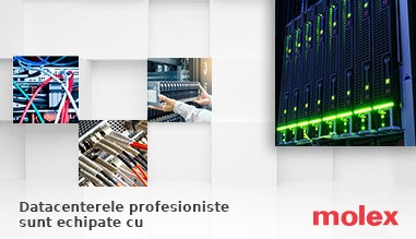 Accesorii cabinete rack Molex